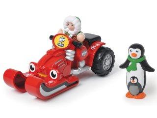 Archie, a motorosszán (Wow Toys, 10307, játék jármű, 18 hó-5 év)