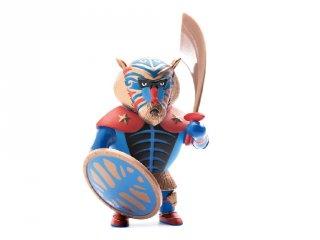 Arty Toys, Állat harcos (Djeco, 6711, szerepjáték, 3-12 év)