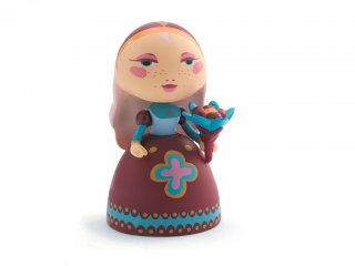 Arty Toys, Anouchka (Djeco, 6756, hercegnő figura, 3-12 év)