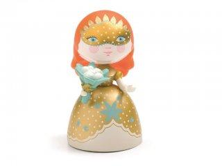 Arty Toys, Barbara (Djeco, 6770, hercegnő figura, 3-12 év)