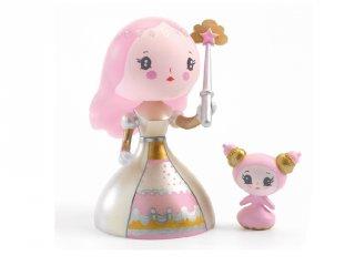 Arty Toys, Candy & Lovely Djeco hercegnő figura - 6781