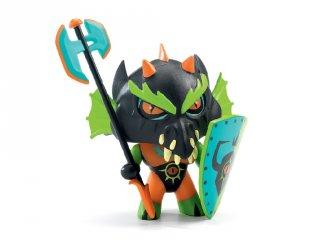 Arty Toys, Drack Knight a Sárkány lovag (6712, lovag figura, szerepjáték)