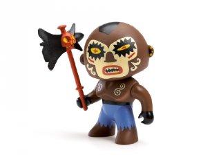 Arty Toys, Etnic Djeco kalóz figura baltával - 6802
