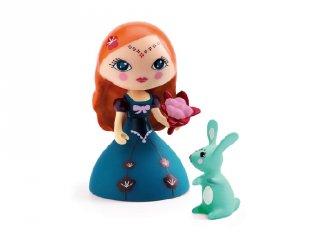 Arty Toys, Fédora (Djeco, 6752, hercegnő figura, 3-12 év)