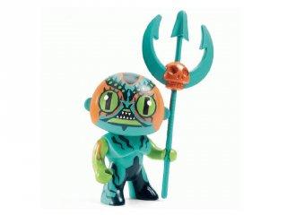 Arty Toys, Globular Djeco kalóz figura szuronnyal - 6840