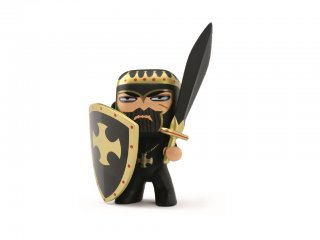 Arty Toys, King Drak (Djeco, 6705, lovag figura, 3-12 év)