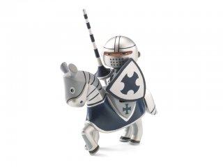 Arty Toys, Knight Artur (Djeco, 6720, lovag figura lóval, 3-12 év)