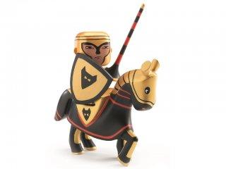 Arty Toys, Lord Neka (Djeco, 6721, lovag figura lóval, 3-12 év)