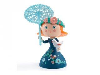 Arty Toys, Mélodia Djeco hercegnő figura napernyővel - 6779