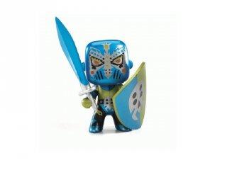 Arty Toys, Metal'ic Spike Knight Djeco lovag figura - 6726-21 (limitált)