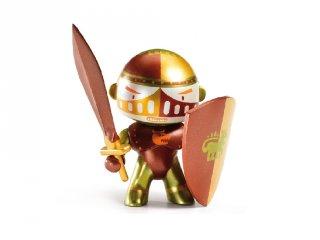 Arty Toys, Metal'ic Terra Knight Djeco lovag figura - 6726-20 (limitált)