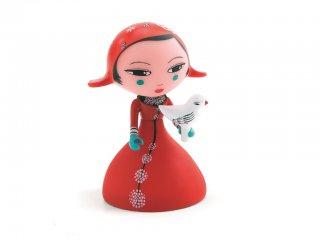 Arty Toys, Miya (Djeco, 6753, tündér hercegnő figura, 3-12 év)