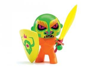 Arty Toys, Pop Knight (Djeco, 6726-18, limitált kiadású lovag figura, 3-12 év)
