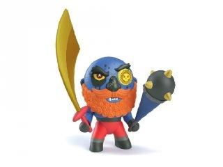 Arty Toys, So Hipster Djeco kalóz figura karddal és buzogánnyal - 6825
