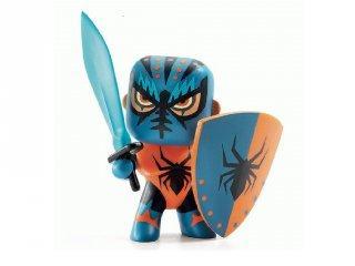 Arty Toys, Spider Knight Djeco lovag figura karddal és pajzzsal- 6739