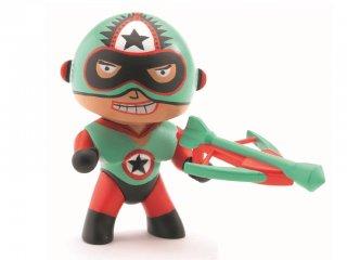 Arty Toys, Starboy (Djeco, 6904, szuperhős figura, 3-12 év)
