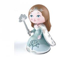 Arty Toys, Tél tündér varázspálcával (Djeco, 6776, szerepjáték, 3-12 év)