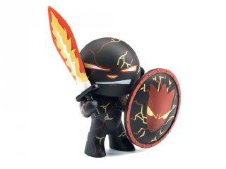 Arty Toys, Volcano Knight a Vulkán lovag (6741, lovag figura, szerepjáték)