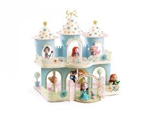 Arty Toys Ze Princesses kastélya, Djeco szerepjáték - 6769
