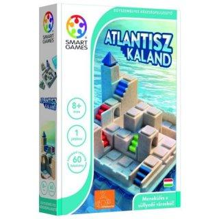Atlantisz Kaland, Smart Games egyszemélyes logikai játék (8-99 év)