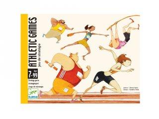 Atlétikai játékok, Djeco taktikai kártyajáték - 5172 (7-99 év)