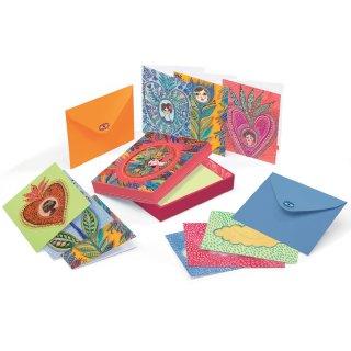 Aurelia levélíró készlet, Djeco Lovely paper kreatív szett - 3608