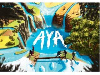 Aya társasjáték (BR, kooperatív társasjáték, 8-99 év)