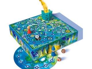 Az elvarázsolt torony (2013 Év Gyermekjátéka Fődíjasa, kulcskeresős-királylány szabadítós társasjáték, 6-99 év)