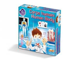Az emberi test titkai (Buki, tudományos játék, 8-14 év)