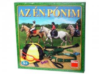 Az én pónim (D., lovas társasjáték, 5-8 év)