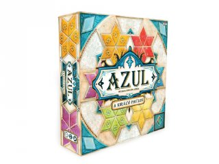 Azul - A királyi pavilon, családi stratégiai társasjáték (8-99 év)