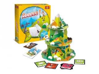 Baaaaa! kooperatív társasjáték (Bioviva, társasjáték óvodásoknak, 4-9 év)