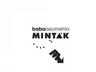 Babageometria - Minták, leporelló babakönyv (MO, 0-3 év)