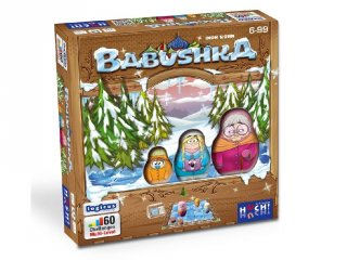 Babushka (egyszemélyes logikai társasjáték, 6-99 év)