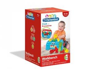 Baby munkapad, készségfejlesztő babajáték (CLEM, 10 hó-3 év)