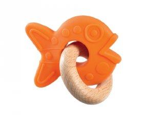 BabyFishy, Djeco hal alakú rágóka, bébijáték - 6117 (0-2 év)