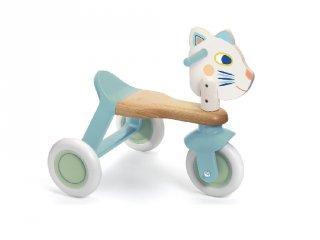 BabyScooti futó-tricikli, Djeco mozgásfejlesztő sporteszköz - 6133 (1-5 év)