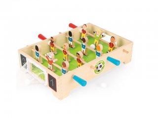 Bajnokok mini csocsó (2070, Janod, ügyességi focis játék, 3-8 év)