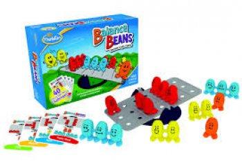 Balance Beans (Thinkfun, egyensúlyfejlesztő logikai játék, 4-10 év)