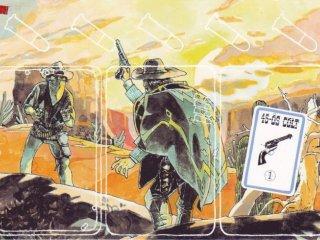 Bang! vadnyugati, stratégiai partijáték (8-99 év)