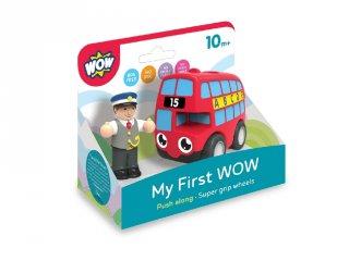 Basil, a piros busz, Wow Első játékom, szerepjáték (10 hó-3 év)