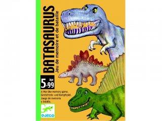 Batasaurus, Dínócsata (Djeco, 5136, memória kártyajáték, 5-99 év)