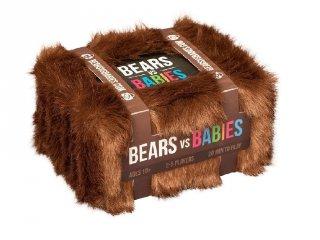 Bears vs Babies Core Deck, szörnyűségesen izgalmas parti kártyajáték (, 10-99 év)