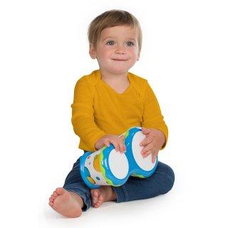 Bébi bongó, Halilit baba hangszer (1-3 év)