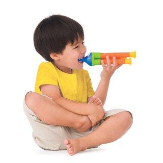 Bébi vonatkürt, Halilit baba hangszer (2-5 év)