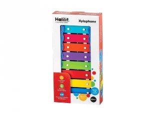 Bébi xilofon, Halilit baba hangszer (1-3 év)