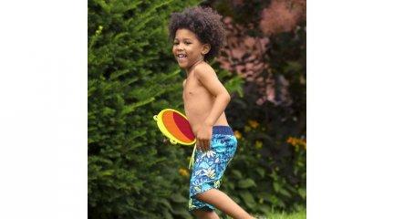 Békás tépőzáras labdaelkapó, B.Toys ügyességi játék (5-8 év)