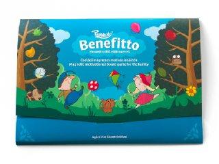 Benefitto, mágneses tábla a játékos neveléshez