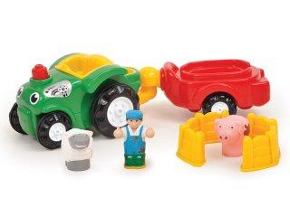 Bernie, a traktor (Wow Toys, farmos játék, 18hó-5 év)