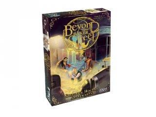 Beyond Baker street: Sherlock Holmes árnyékában, kooperációs társasjáték (14-99 év)